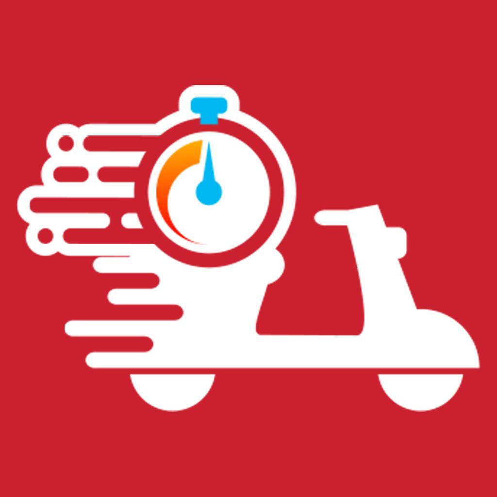 food delivery app logo