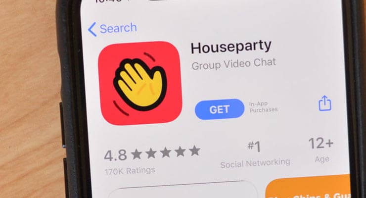 Apps for Quarantine - House Party