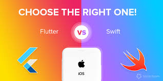 Flutter vs Swift