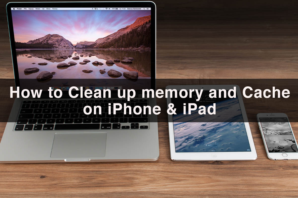 Clear Cache on iPhone | How to Clean up Memory and Cache on iPad