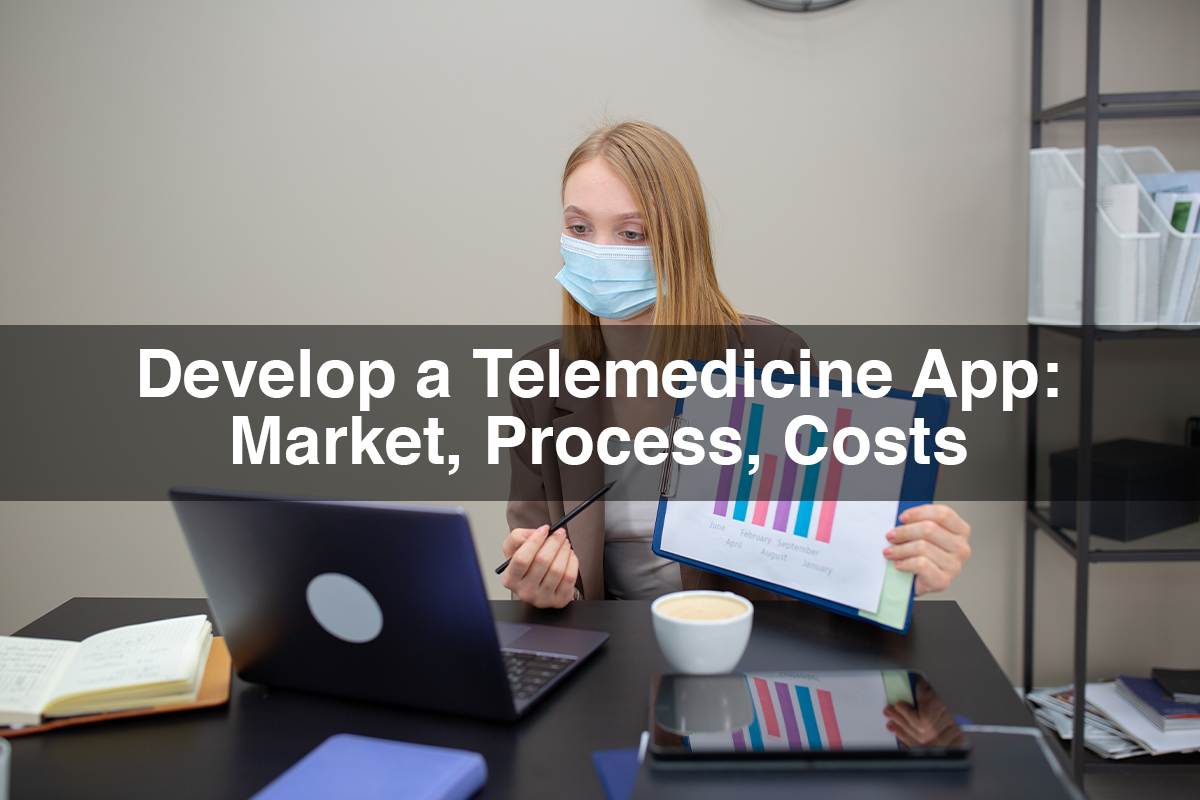 Develop a Telemedicine App Market, Process, Costs