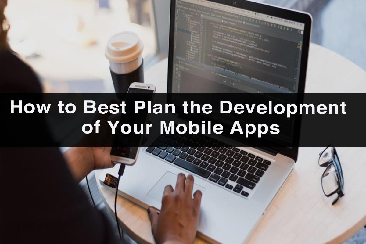 Plan to develop a mobile app