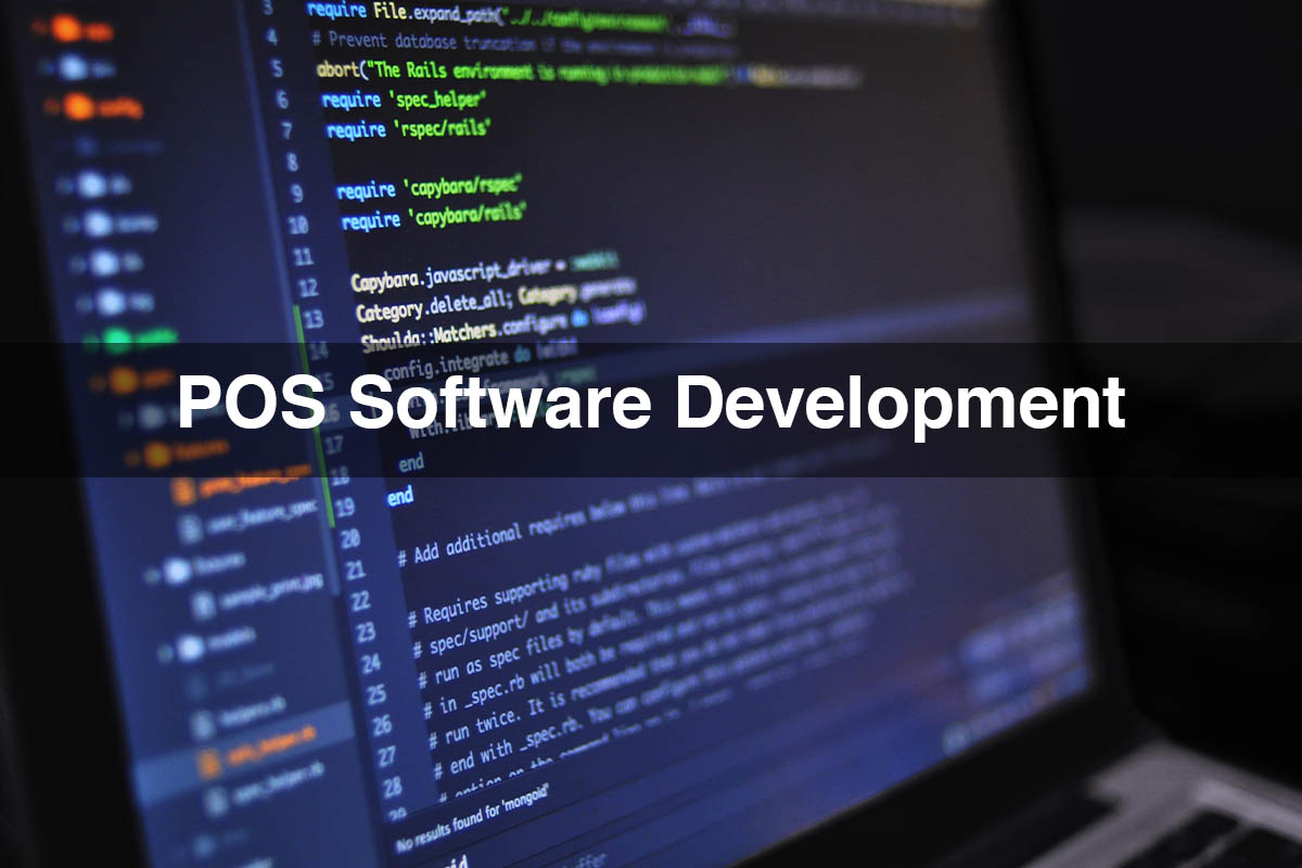 POS System | What is POS Software Development?
