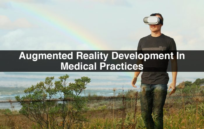 Augmented Reality in Healthcare | AR Development in Medical Practices