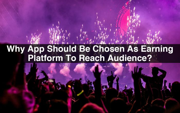 Why App is Earning Platform