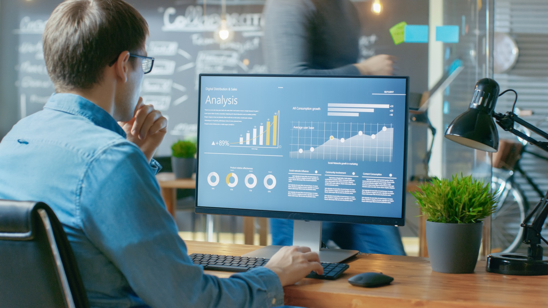 Data Visualization best practices in web and mobile Apps