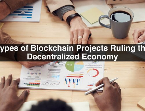 A Guide to the Types of Blockchain Projects Ruling the Decentralized Economy