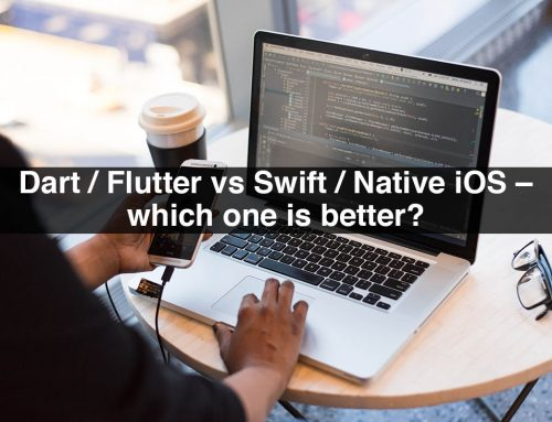 Dart / Flutter vs Swift / Native iOS – which one is better?