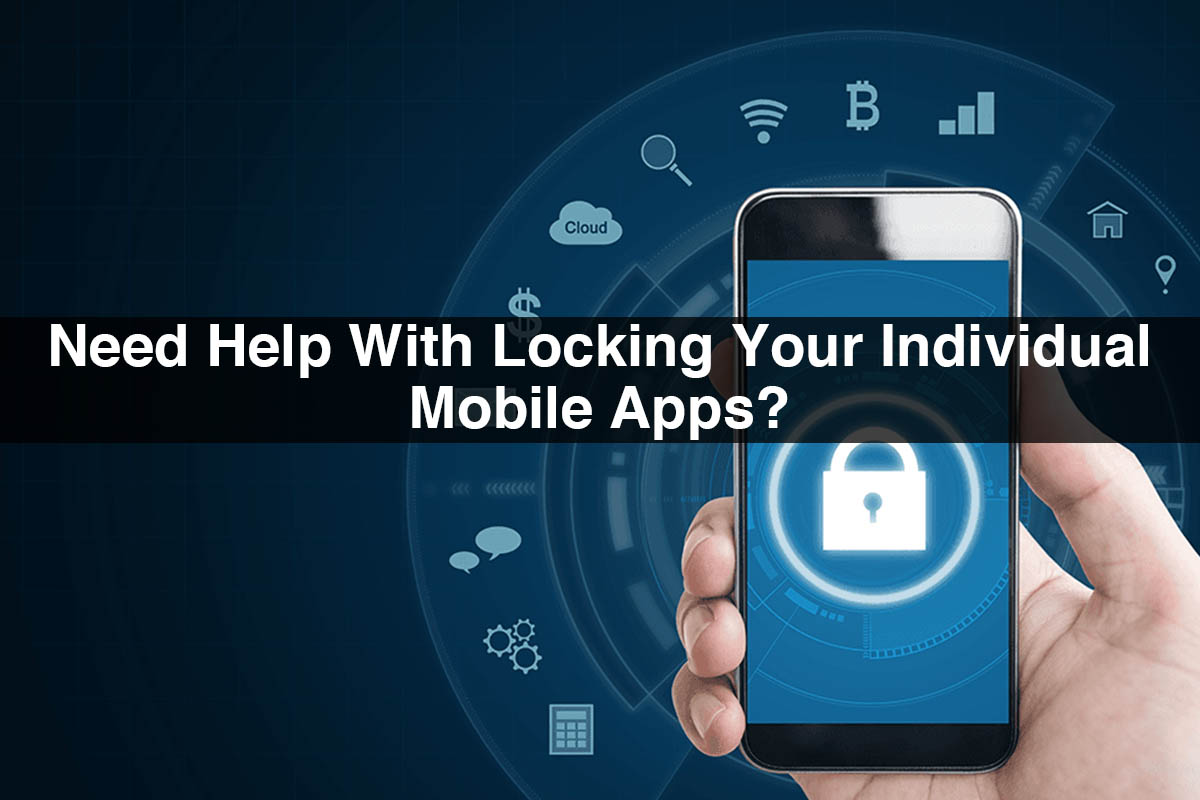 Applock   Need help with Locking your Individual Mobile Apps