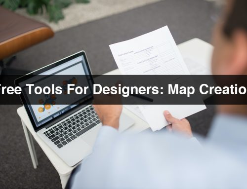 Free Tools For Designers: Map Creation