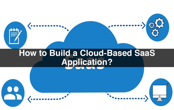 How to Build a Cloud-Based SaaS Application?